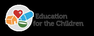 Education for the Children Logo