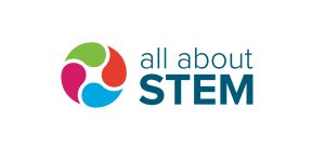 All About STEM Logo